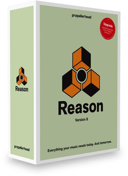 Propellerhead Reason 8 Upgrade Ess.-Ad.-Lim.