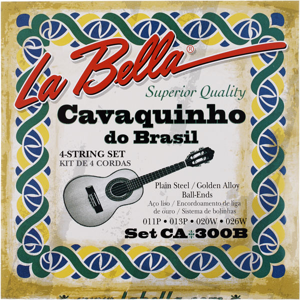 La Bella CA300B Cavaquinho Brazil