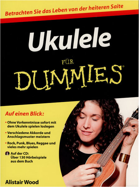 Wiley-Vch Ukulele für Dummies