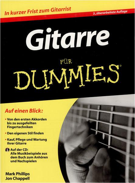 Wiley-Vch Gitarre für Dummies