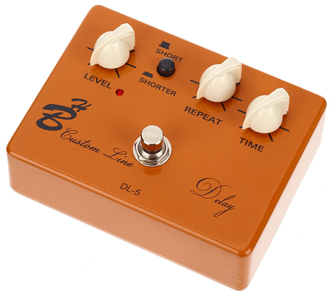 Harley Benton Custom Line DL-5 Delay