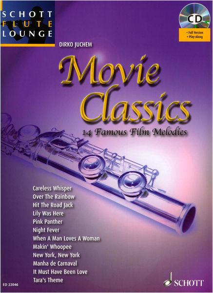 Schott Movie Classics Flute
