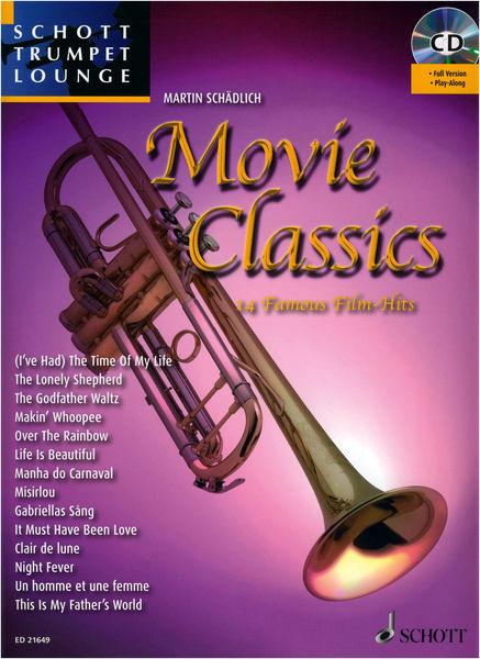 Schott Movie Classics Trumpet