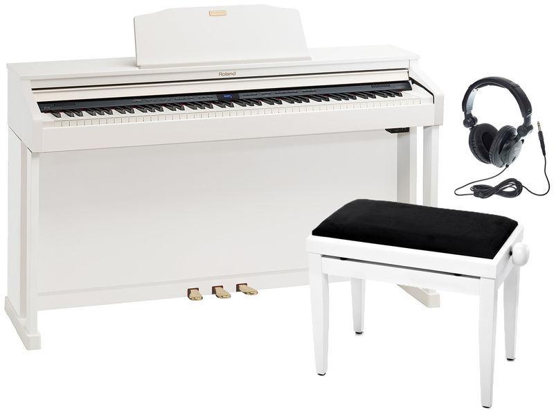 Roland HP-504 WH Set