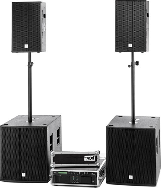 the box pro Achat Band Set