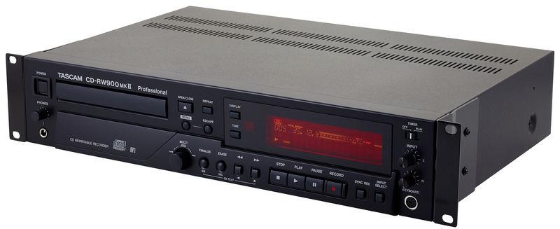 Tascam CD-RW 900 MK2