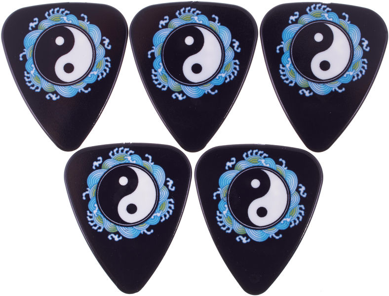 Grover Allman Yin Yang Picks