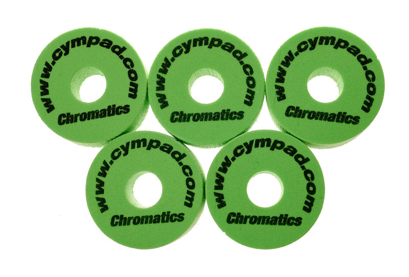 Cympad Chromatics Set Green Ø 40/15mm