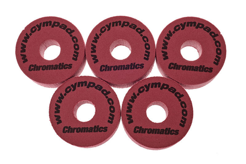 Cympad Chromatics Set Crimso Ø40/15mm