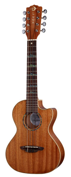 Luna Guitars Ukulele Tenor HighTide 8