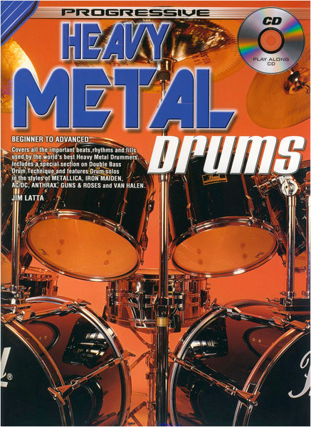 Koala Music Publications Heavy Metal Drums