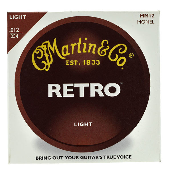 Martin Guitars Retro MM-12 Light