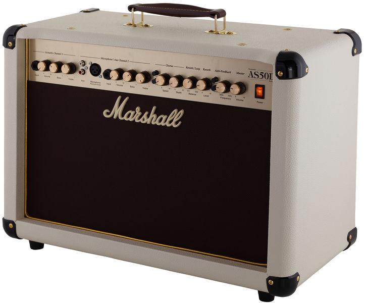 AS50DC Marshall