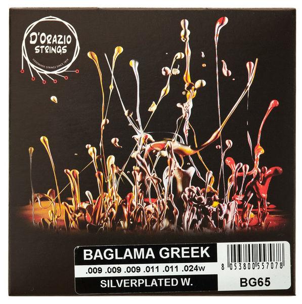 Dorazio BG65 Greek Baglamas Strings