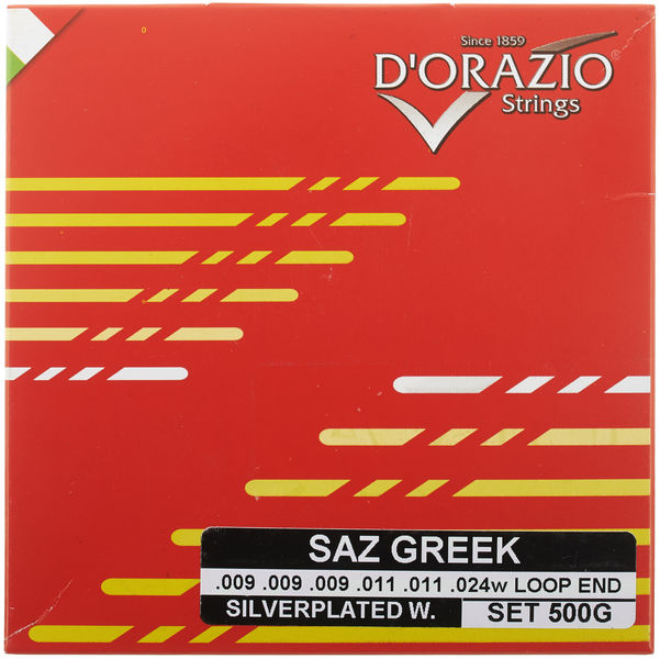 Dorazio 500G Greek Saz Strings