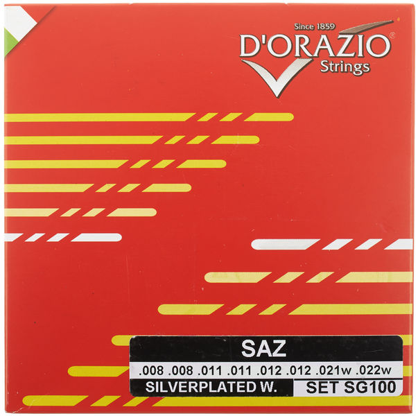 Dorazio SG100 Saz Strings Medium