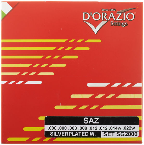 Dorazio SG2000 Saz Strings Light