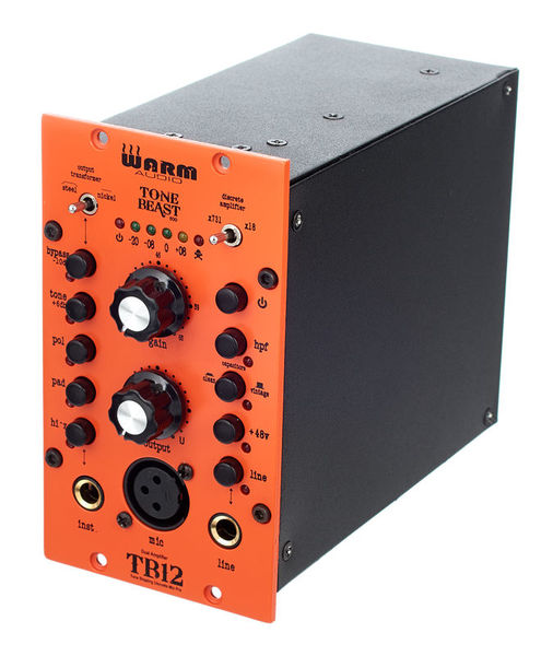 Warm Audio TB12 500 Series Mic Pre
