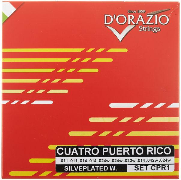 Dorazio CPR1 Cuatro Puerto Rico