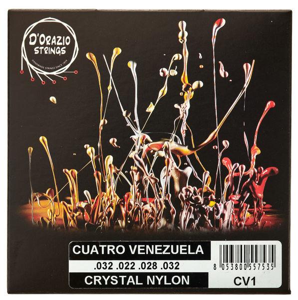 Dorazio CV1 Cuatro Venezuela Strings