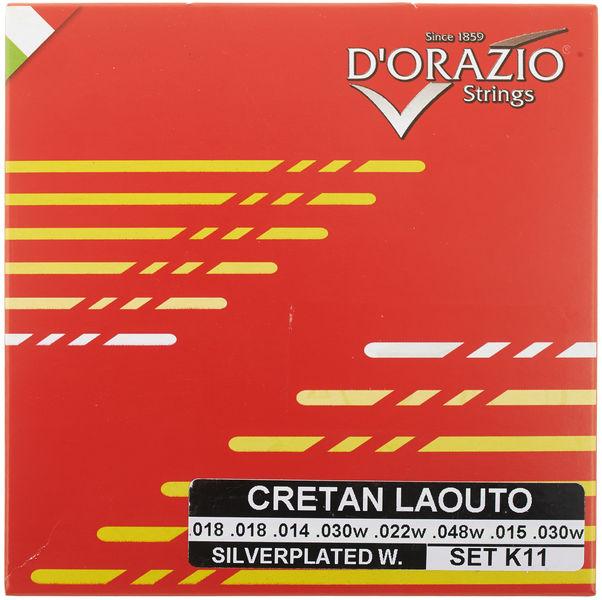 Dorazio K11 Cretan Laouto Strings