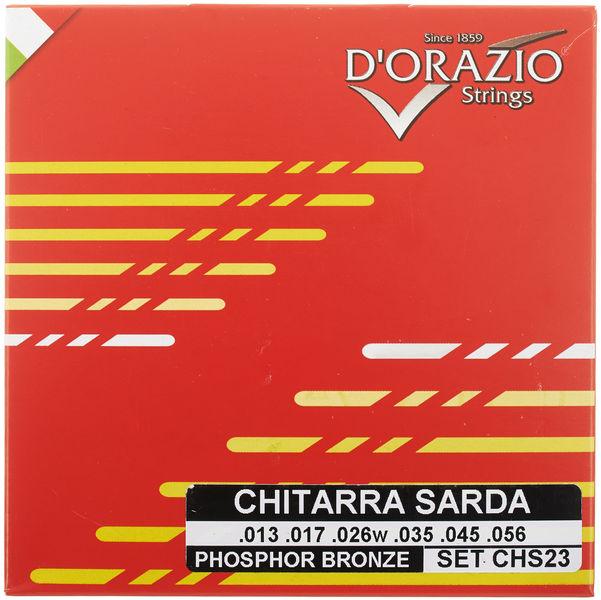 Dorazio CHS23 Chitarra Sarda Strings