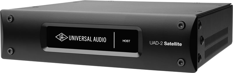 Universal Audio UAD-2 Satellite TB Quad Custom
