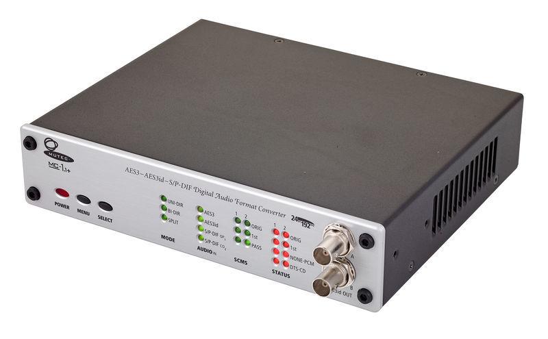 Mutec MC-1.1+ AES Splitter-Konverter