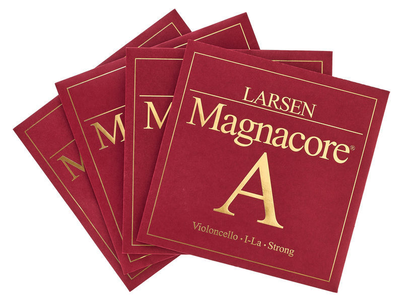Larsen Magnacore Cello Strings Strong