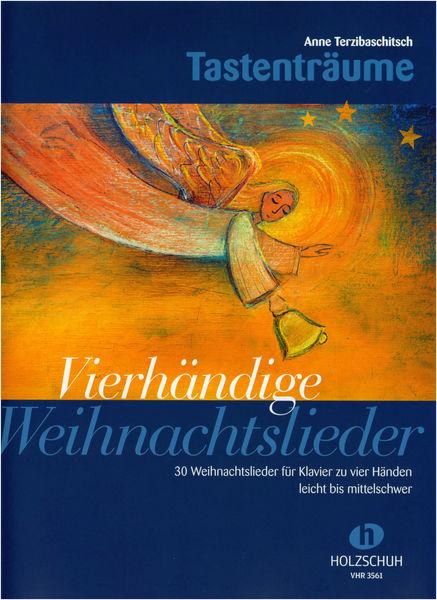 Holzschuh Verlag Vierhändige Weihnachtslieder