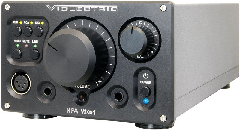 Violectric HPA V281 black