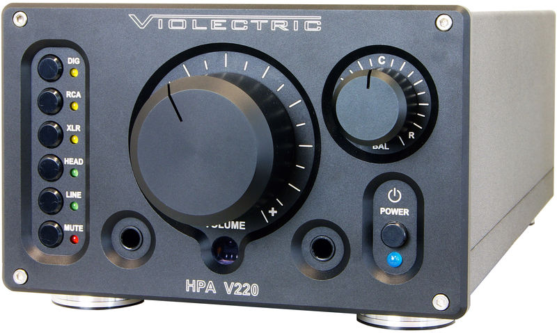 Violectric HPA V220 RC (MotorRemote)