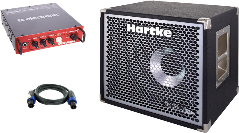 TC Electronic BH250 Bundle