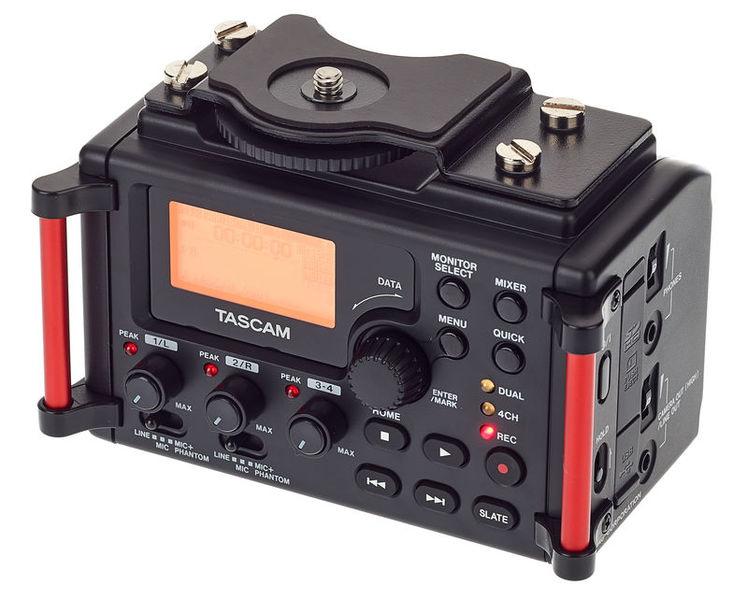 DR-60D MkII Tascam