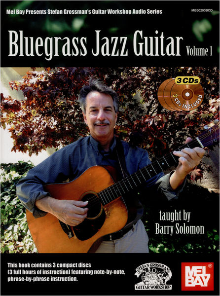 Mel Bay Barry Solomon: Bluegrass Jazz