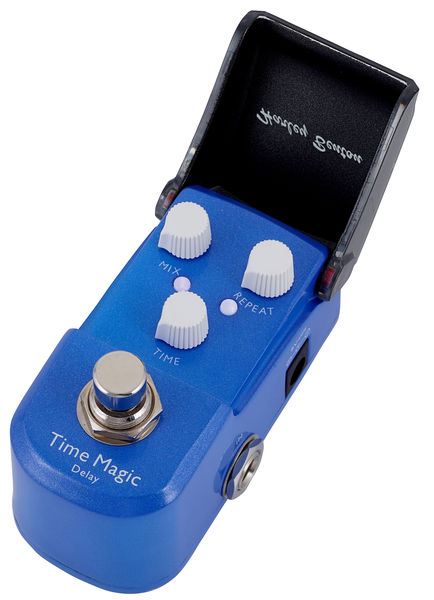 Harley Benton Micro Stomp Time Magic