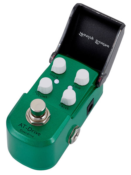 Harley Benton Micro Stomp AT-Drive