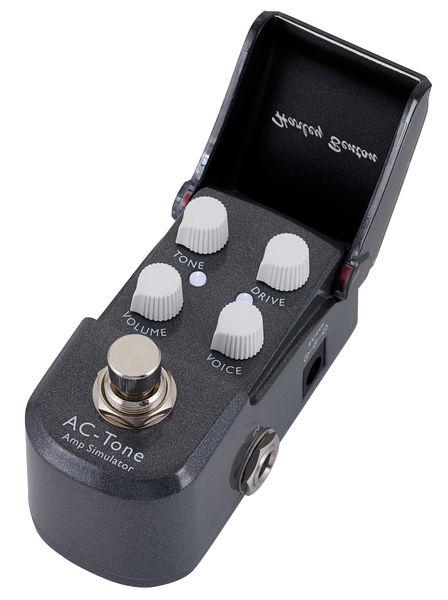 Harley Benton Micro Stomp AC-Tone
