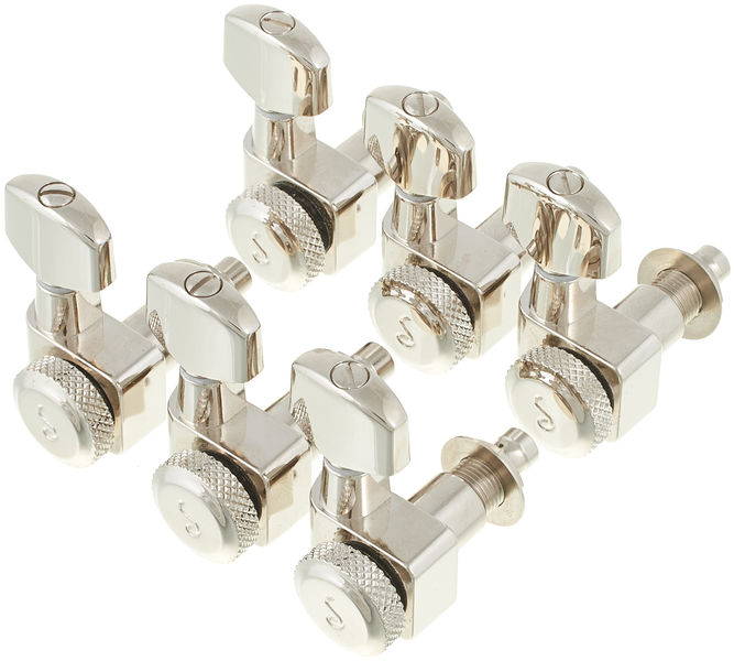Schaller F-Series Locking Tuners 6L NI