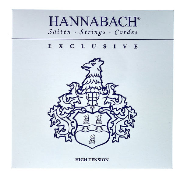 Hannabach Exclusive High Tension