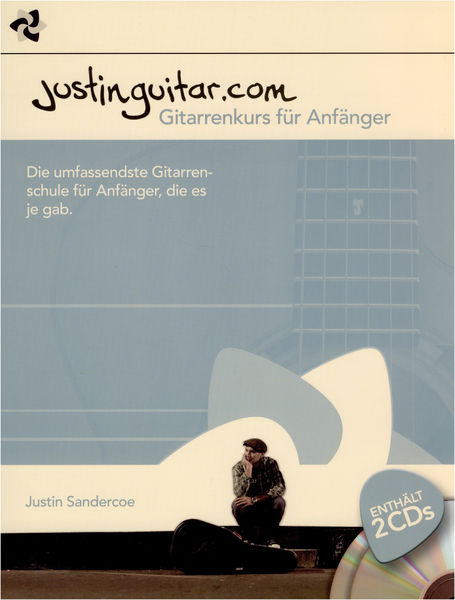 Bosworth Justinguitar.com Gitarrenkurs