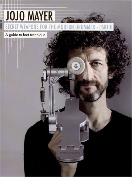 Hudson Music Jojo Mayer Secret Weapons 2