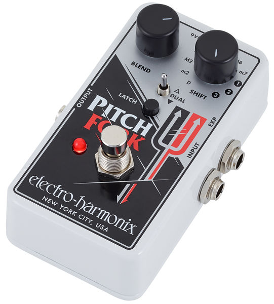 Pitch Fork Pitch Shifter Electro Harmonix