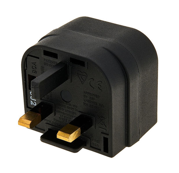 Thomann Adaptor Euro-PSU - UK