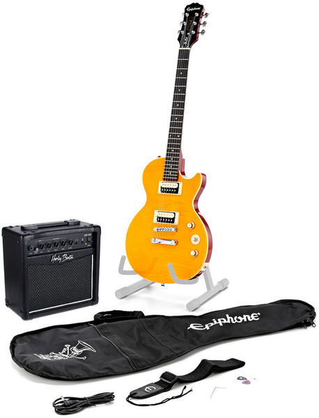 Epiphone Slash AFD LP Outfit Bundle