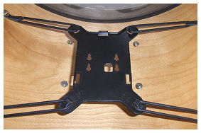 Kelly Shu Flatz Bass Drum Mount SM91