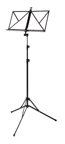 K&M 100/5 XL Music Stand Black