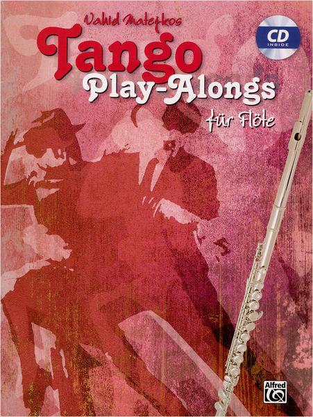 Alfred Music Publishing Tango Play Along: Flute