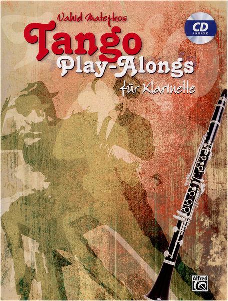 Alfred Music Publishing Tango Play Along: Clarinet