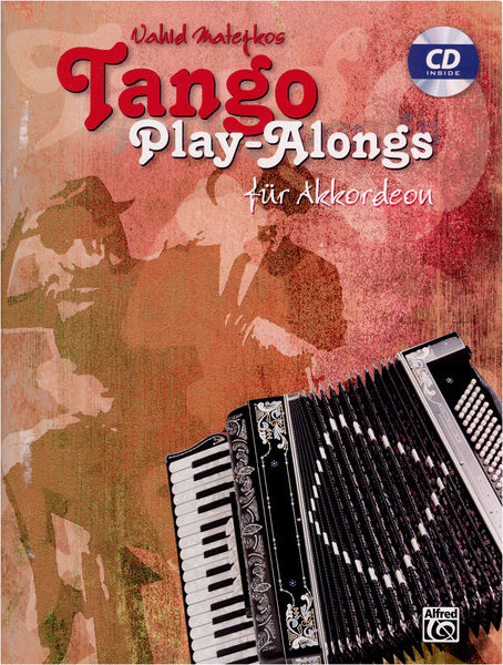 Alfred Music Publishing Tango Play Along: Accordeon